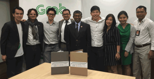 Grab Partners with Red Cross and Honda PH to Improve Road Safety