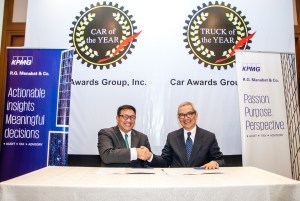 KPMG Renews Partnership with Car Awards Group, Inc.
