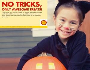 Shell Special Halloween Celebration