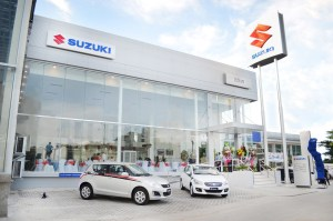 Suzuki Philippines Inaugurates Car Dealership in Binan