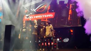 Team Secret wins the first-ever ROG Masters DOTA2 Championship Beating Philippine Team Execration