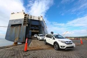 All-New Honda BR-V now on Philippine Shores
