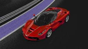 LaFerrari was Sold at Auction for $7 Million