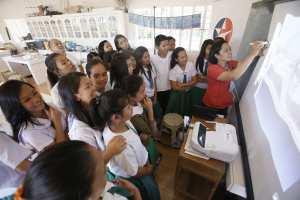 Caltex Fuel Your School Helps Davao Students