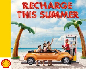 Shell Promo – Recharge your Summer Road Trips with Shell