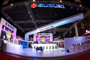 Thousands Of Riders Flock SUZUKI Hub at the 11th INSIDE RACING Fest and Trade Show