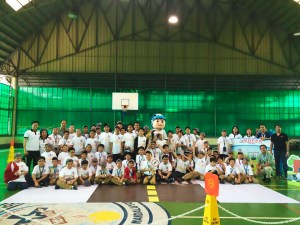 MDPPA Imparts the Value of  Road Safety to More Kids
