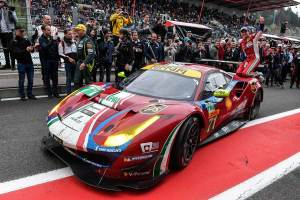 World Endurance Championship Ferrari double at the 6 Hours of Spa-Francorchamps