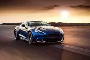 Aston Martin New Vanquish S