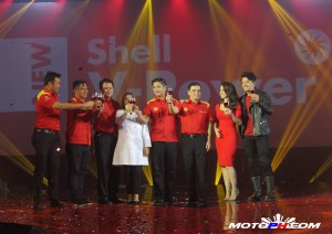 Shell Philippines Unveils New Shell V-Power