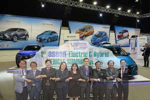 CAMPI – 1st ASEAN Electric and Hybrid Vehicles Summit