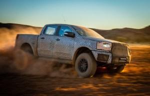 Ford Ranger Raptor – Off-road Pick up Truck