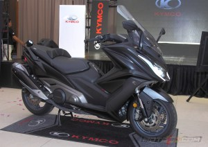 Kymco AK 550 – Specifications, Price and Availability