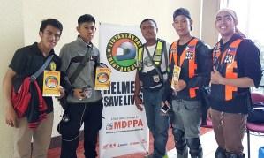 MDPPA Joins Motorsiklo Xklusibo's 8th anniversary celebration