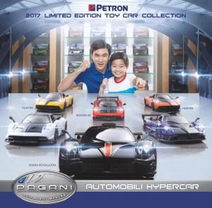 Petron Pagani Automobili Hypercar Collection Promo
