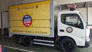 Hino Mobile Kitchens