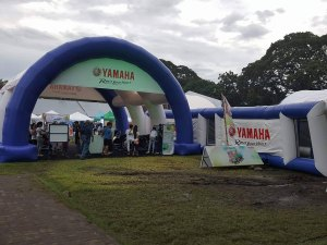 Yamaha REVPINAS joined Buglasan Festival in City of Dumaguete