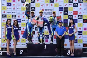 Team Suzuki Pilipinas 2nd  Overall Championship Win in Suzuki Asian Challenge (SAC) 2017