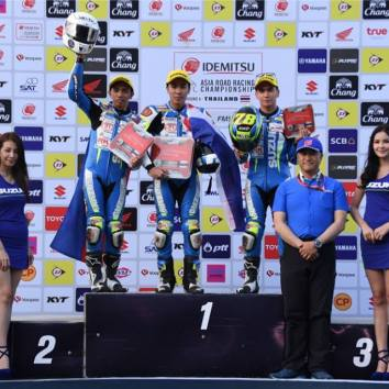 Team Suzuki Pilipinas 2nd  Overall Championship Win in Suzuki Asian Challenge (SAC) 2017