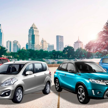 Suzuki PH closes 2017 with Strong Sales Growth, Awards