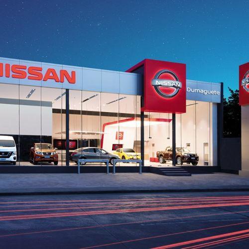 Nissan Dumaguete City Dealership