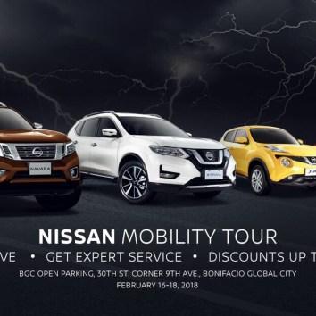 Nissan Mobility Tour