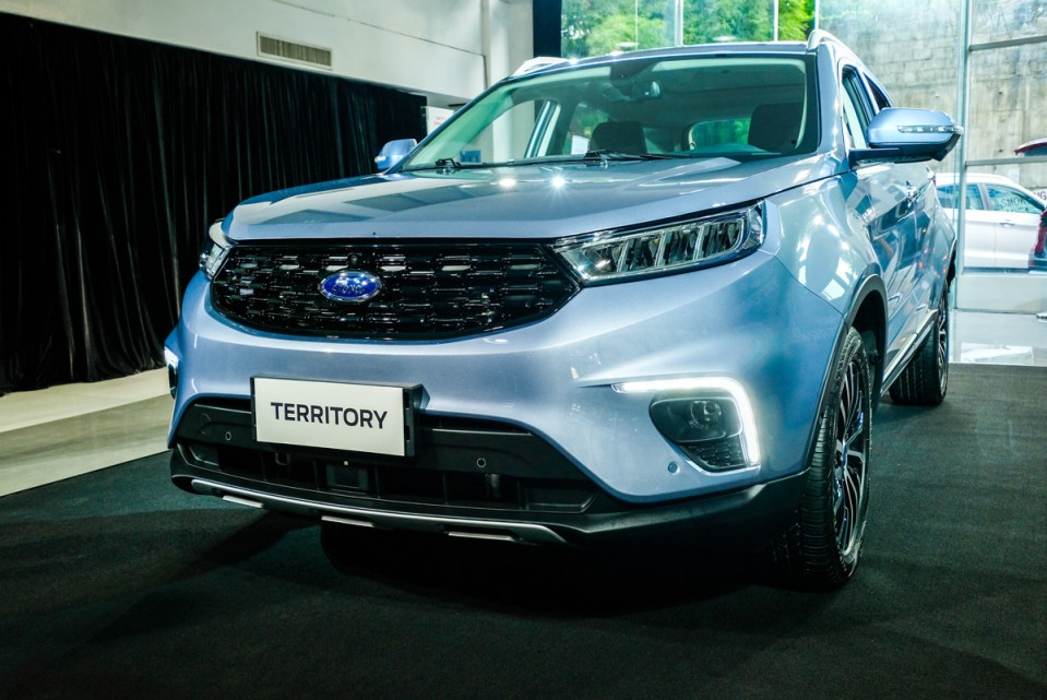 All New Ford Territory Motoph Motoph Com