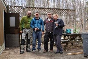 Meeting Romanian-Hungarian guys in the Poconos