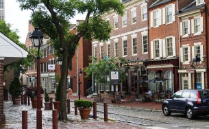 Philly Old City