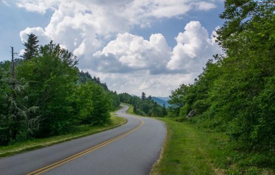 ...and nice roads