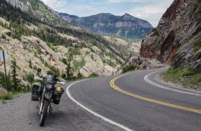 I haven't found a dime on the Million Dollar Highway