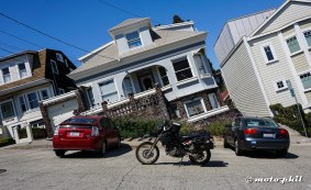 22nd Street is one of the steepest roads in SF (31,5%)