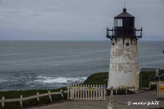 Point Montara Lighthouse, small but cute