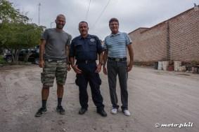 Met Pedro and Ismael in San Ignacio