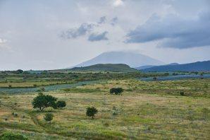 mexico-volcan de tequila-tequila fields