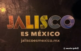 "Colorful ""Jalisco es Mexico"" print"