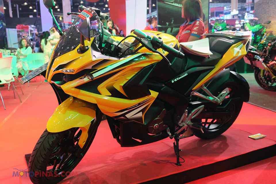 Kawasaki And Bajaj Partnership To Continue In Philippines