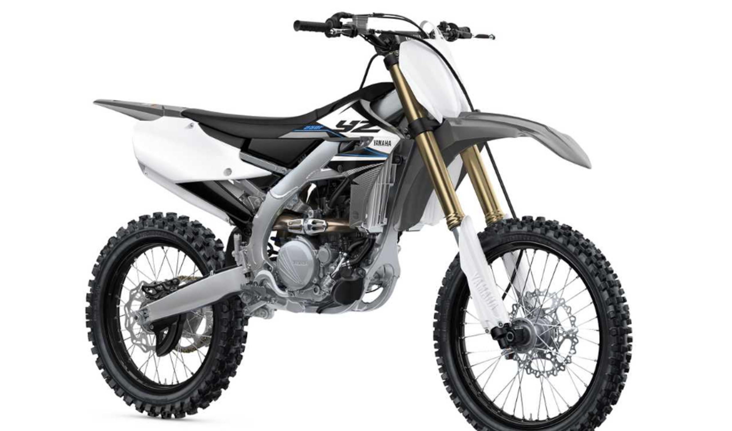 Yamaha Announces Mx Lineup Of Motorcycles
