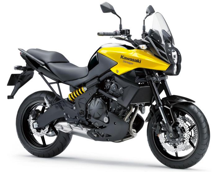 Kawasaki VERSYS 650 2014 - Fiche moto - MOTOPLANETE