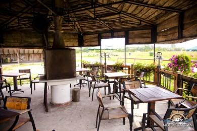 bar przy campingu