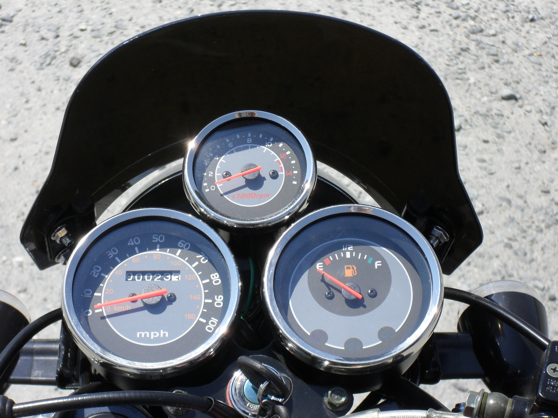 Tha Misfit A Psyco Road Test  Motorcycle Review