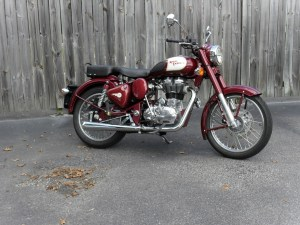 one good looking classic motorcycle