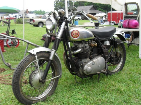 BSA Motorcycle