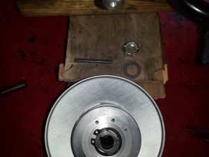 <GTC driven pulley>