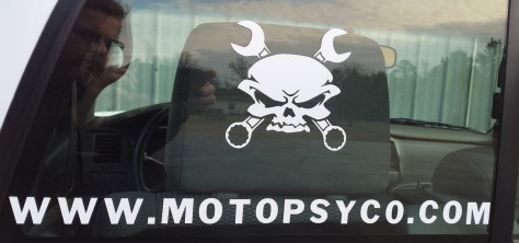 <skull & crossed wrenches motopsyco>