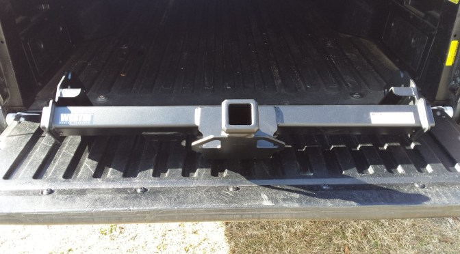 Install a Trailer Hitch