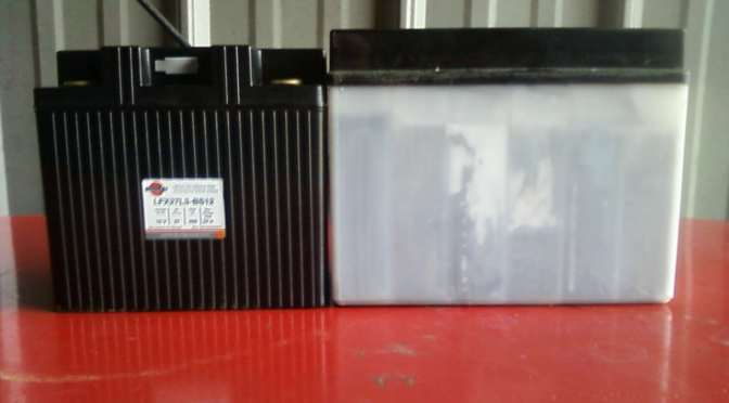 Is A Lithium Motorcycle Battery For You