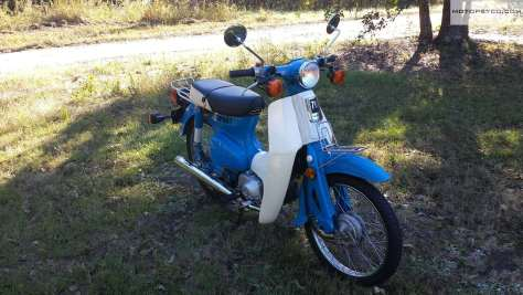 1982 Honda Passport C70 For Sale
