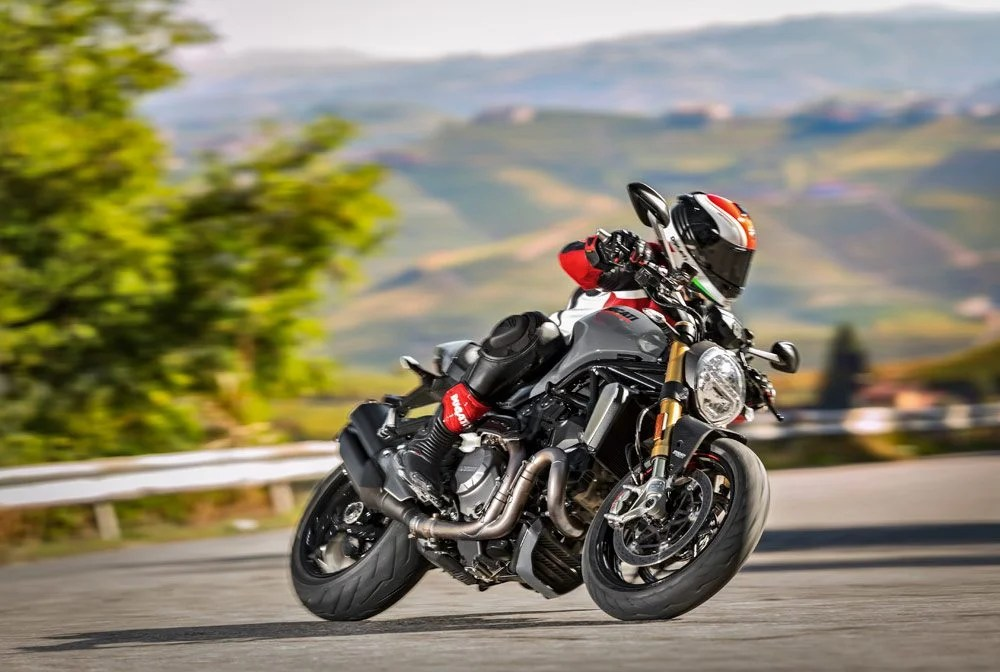 Ducati Berg & Bochten training