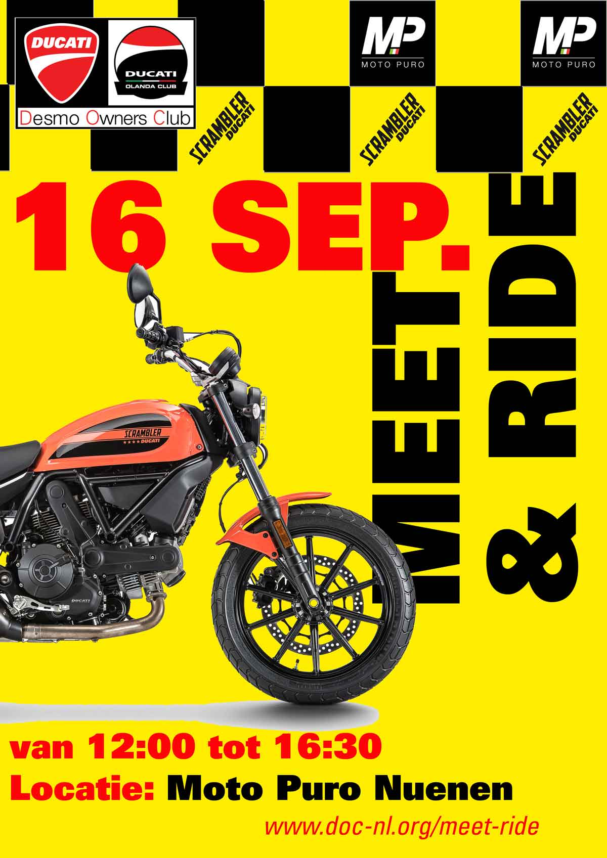 Scrambler Meet & Greet DOC-NL